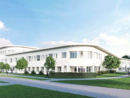 BKB Projekterar brandskyddet vid uppförande av byggnad för vuxenpsykiatri