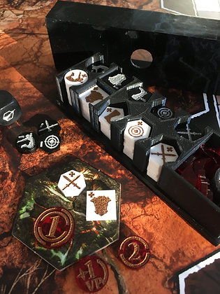 Gaming Tokens suitable for Godtear