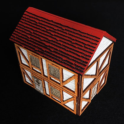 Fantasy Two-Storey Standard Building