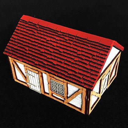 Fantasy Single-Storey Standard Building
