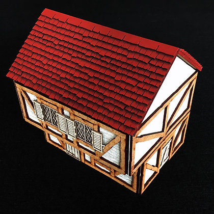 Fantasy Extended Two-Storey Standard Building Skin