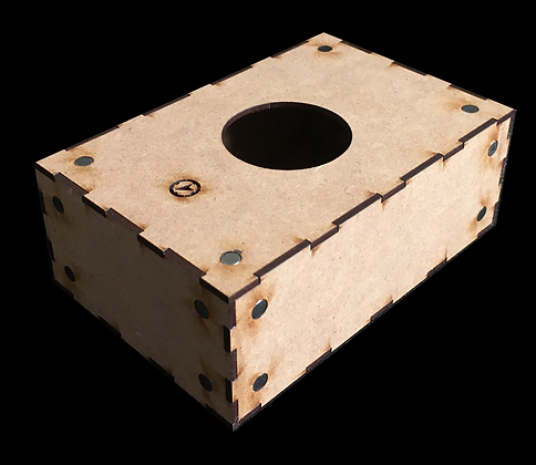 Standard Single, Large Square and Small Square Base Box