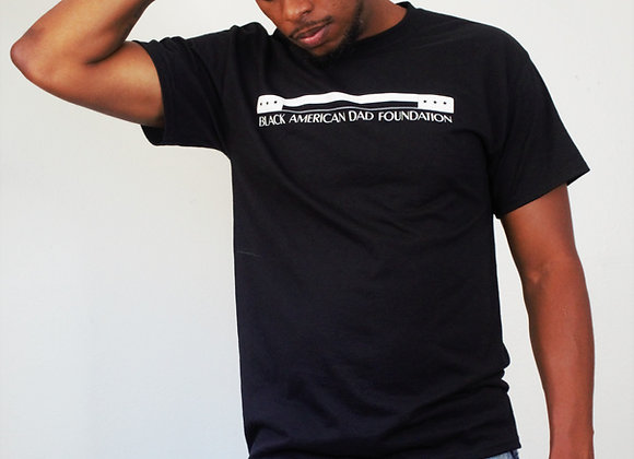 BLACK B.A.D FOUNDATION T-SHIRT