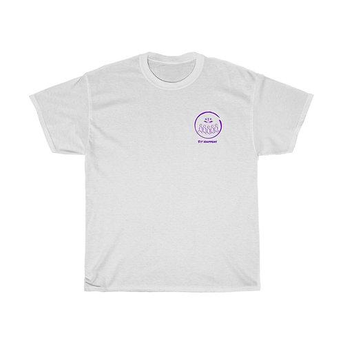 COCPB T-Shirt, Purple Logo