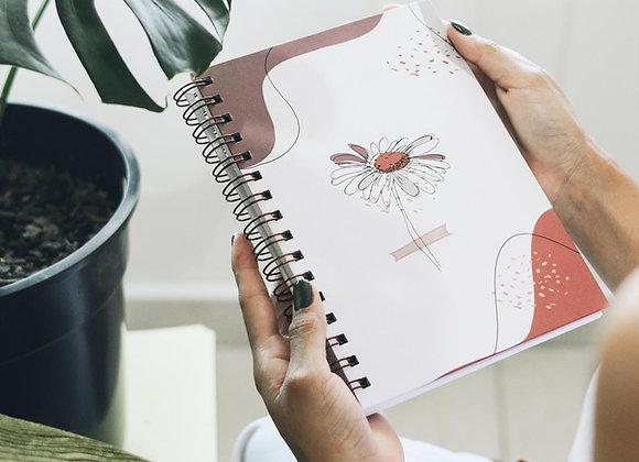 Sketchbook Margarida