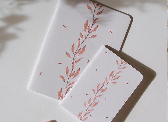 Caderneta Aromas