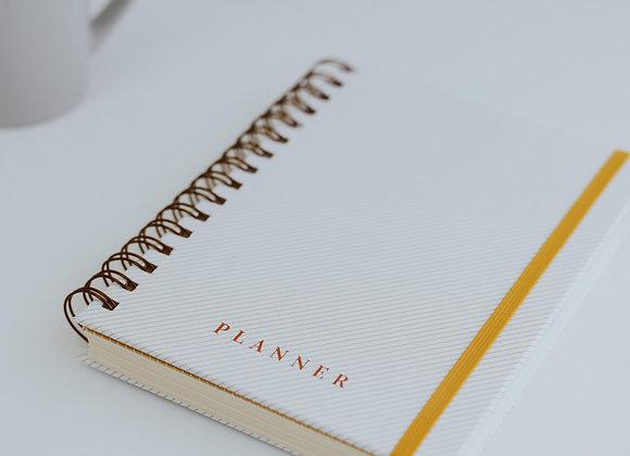 Planner 2022 Branco