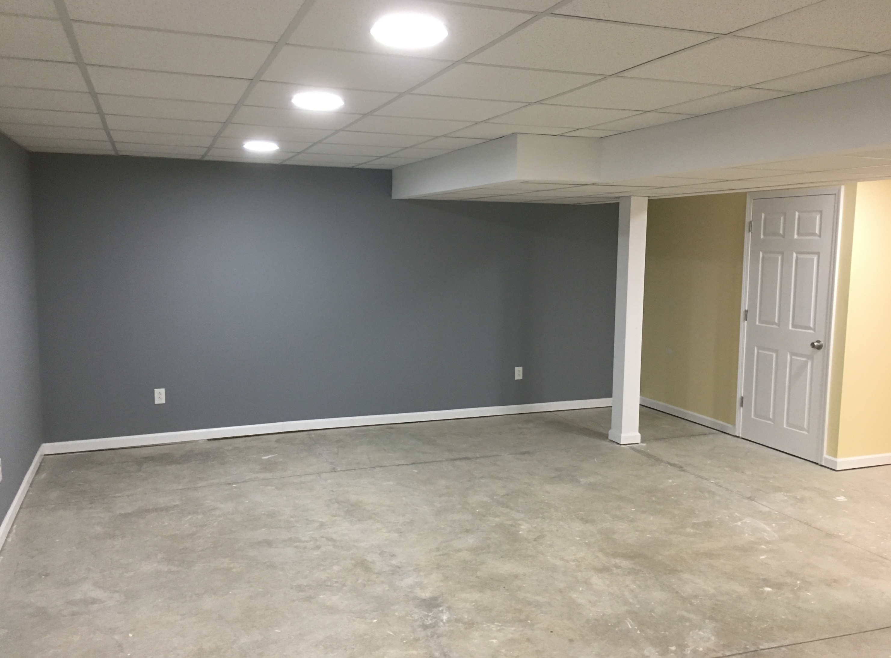 Staged Renovations