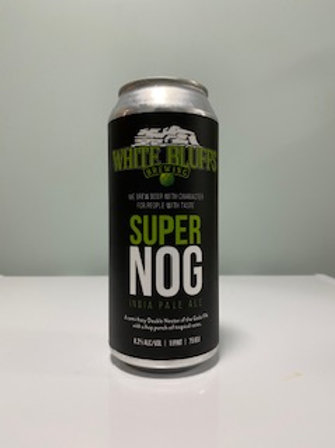 Super NOG Double IPA - White Bluffs Brewing