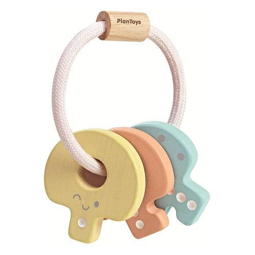 Hochet Clés Plan Toys