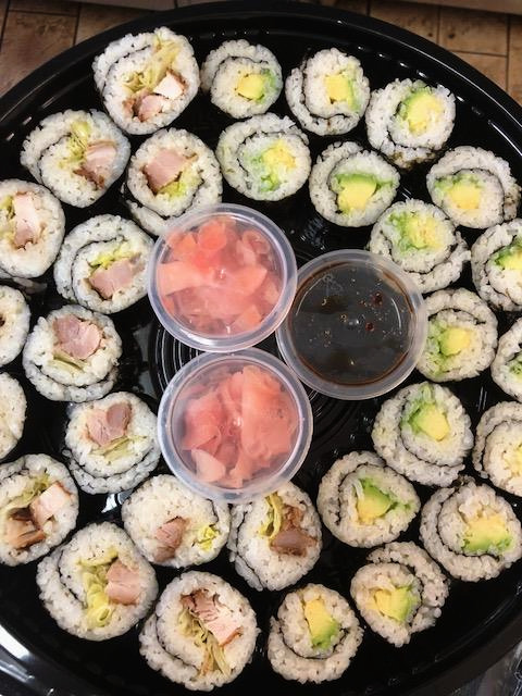 Sushi Platter - Catering