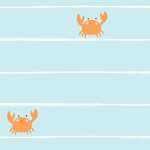Crab stripes