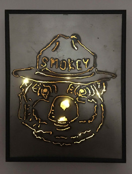 Smokey the Bear - For Sale