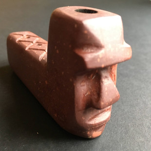 Easter Island Pipe - For Sale