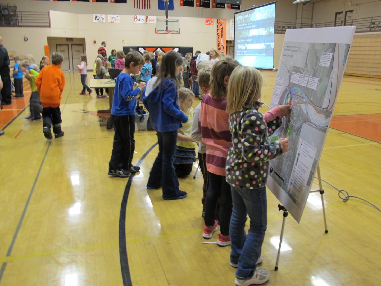 Lanesboro Arts Campus input session
