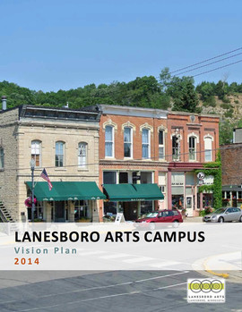 Lanesboro Arts Campus Plan