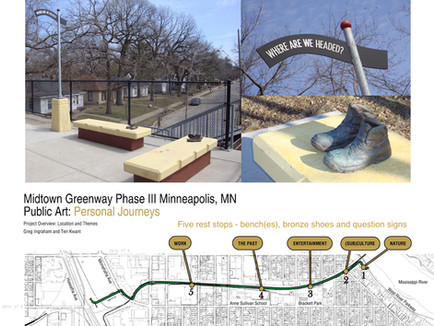 Midtown Greenway Rest Stops