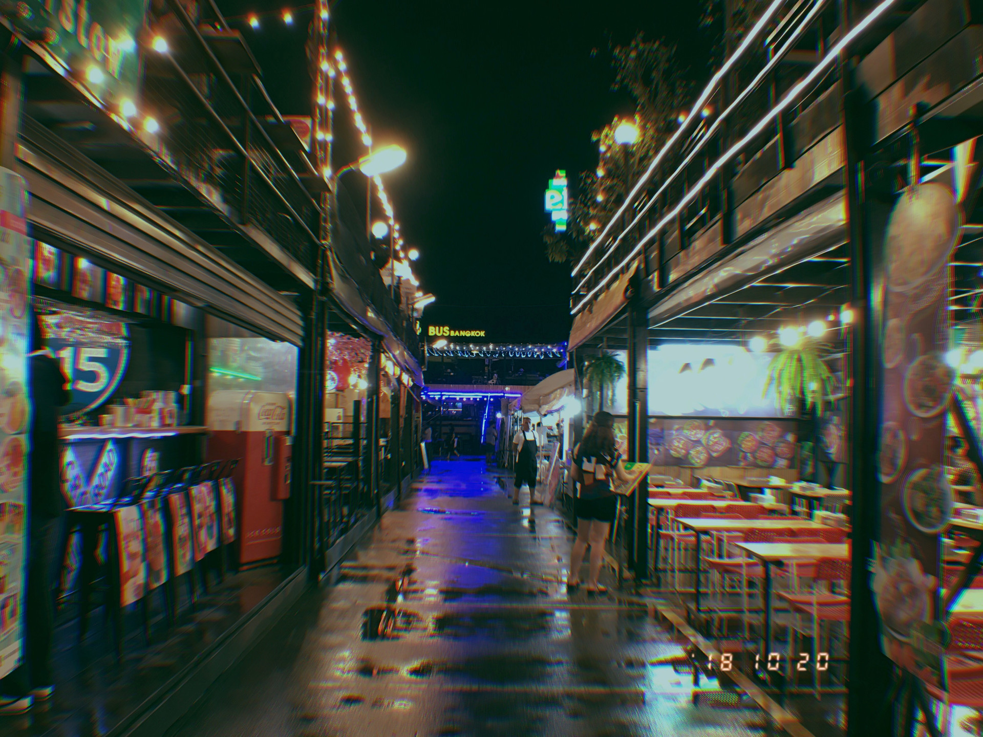 Rod Fai Night Market