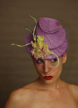 Sculptural Top Hat