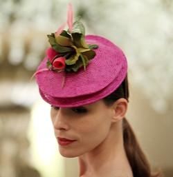 Double-layer Mini Disc Hat