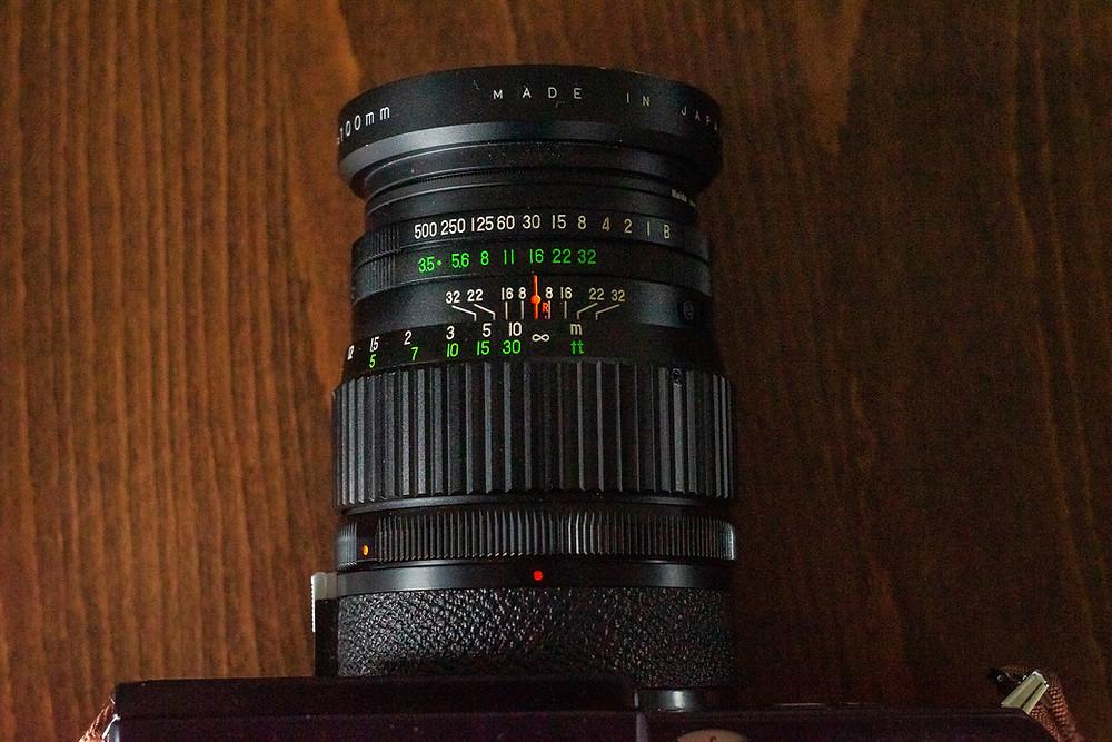 Fuji G690 BLP, Fujinon S 1:3.5/100, Fuji Kamera, Merten Riesner, analoge Fotografie