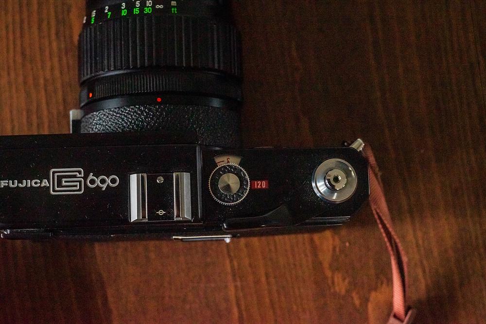 Fuji G690 BLP, Fuji Kamera, Merten Riesner, analoge Fotografie