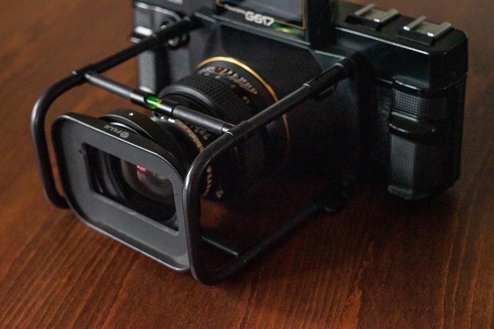 Fuji G617, Panoramakamera, 6x17 Kamera, Merten Riesner, analoge Fotografie