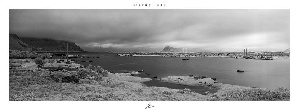 Norwegen, Lofoten, Fuji G617, Rollei Film, analoge Fotografie, Merten Riesner