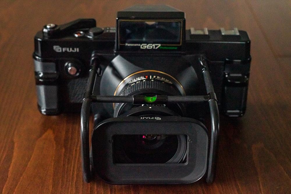Fuji, Panoramakamera, 6x17 Kamera, Merten Riesner, analoge Fotografie