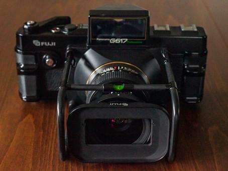 Die Panorama Fotografie und meine Fuji G617!
