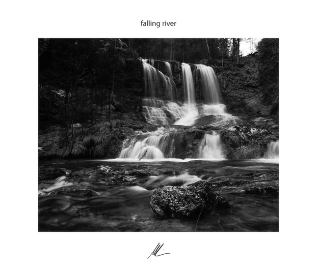 falling river