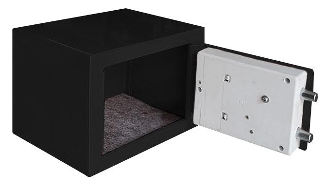 TG-280 夾萬/保險箱 黑色(內部)