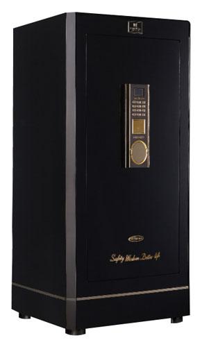 HV-1580 夾萬/保險箱 鋼琴黑色