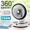 Thumbnail: 【日本】Sezze 360°環繞無死角循環風扇/SS-648/YK-648S