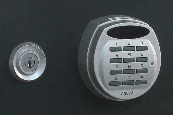 TC Series Key Lock + Password Panel