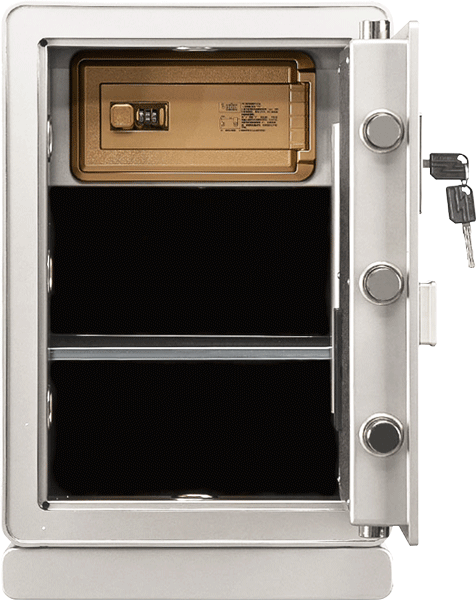 TAA-60 夾萬/保險箱 內部