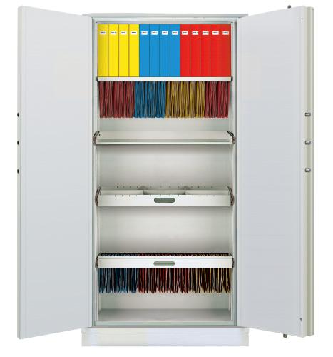 ROC5203 夾萬/保險櫃 內部