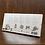 Thumbnail: UGEARS - Mechanical Box wooden model/機動卡片盒/61 Parts