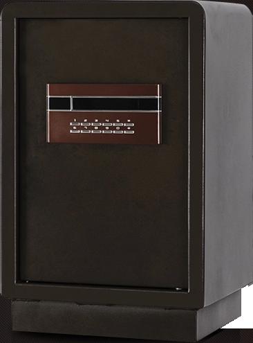 ED-600青銅色 夾萬/保險箱