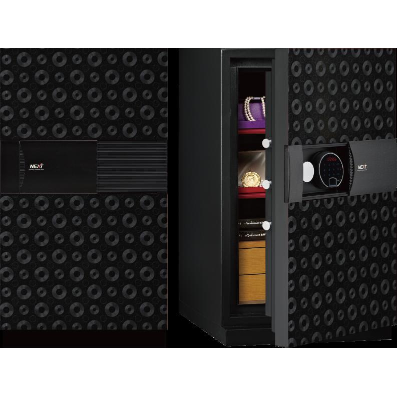 DPS-8500 (Black) 夾萬/保險箱