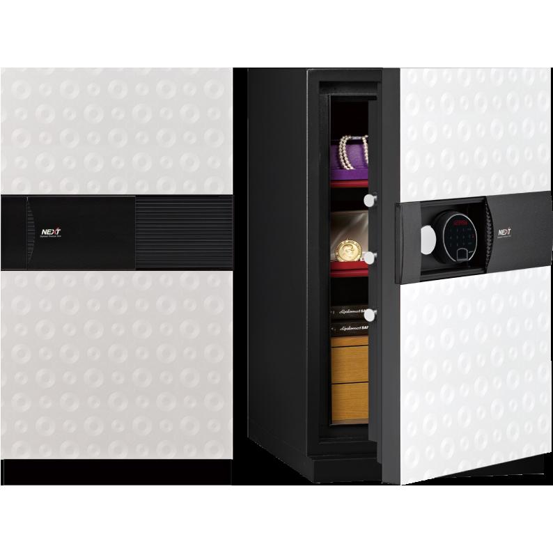 DPS-8500 (White) 夾萬/保險箱