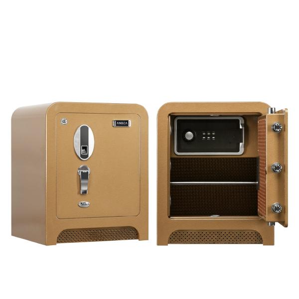 BA-55G (香檳金色) 夾萬/保險箱