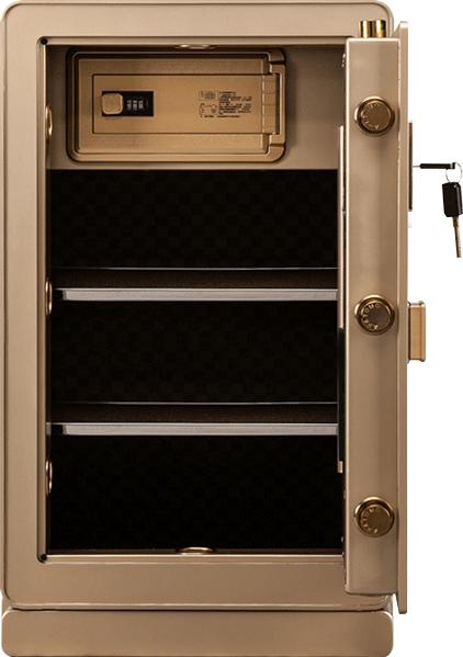 JFF-80 夾萬/保險箱 內部