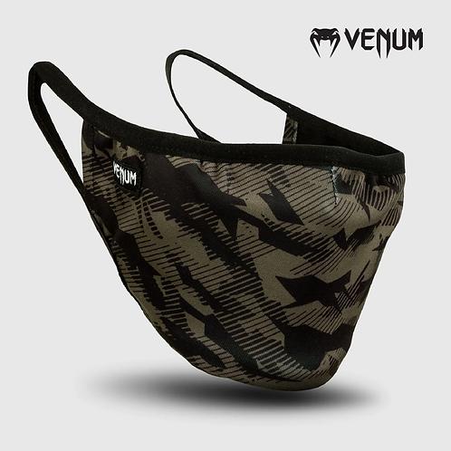 【法國】VENUM - 運動防護口罩(KHAKI CAMO)