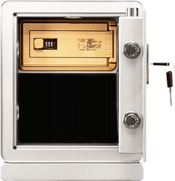 TAA-45 夾萬/保險箱 內部