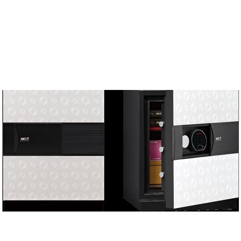 DPS-5500 (White) 夾萬/保險箱