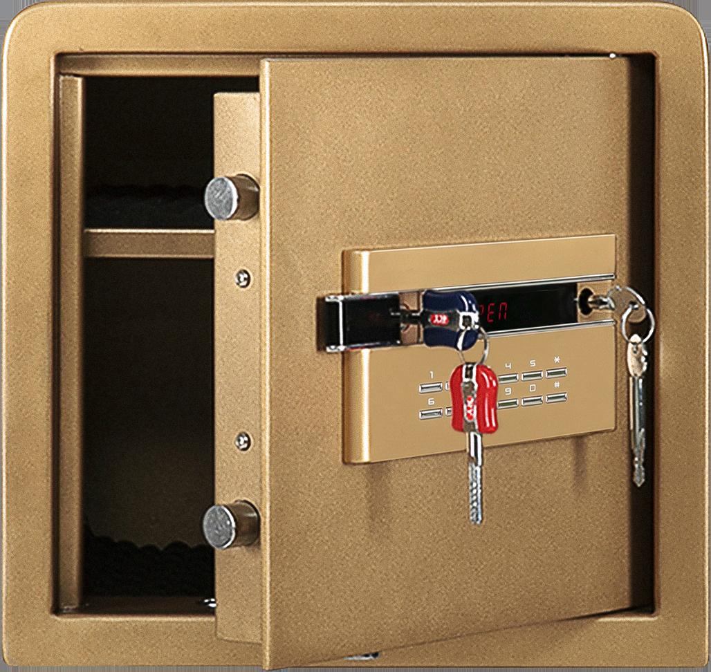 ED-360金色(內部) 夾萬/保險箱
