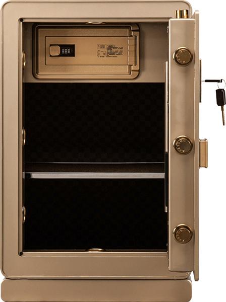 JFF-70 夾萬/保險箱 內部