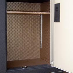 隔火性能 簡約內飾 內置警鐘及LED燈