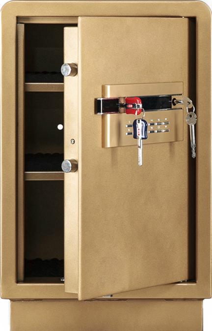 ED-600金色(內部) 夾萬/保險箱